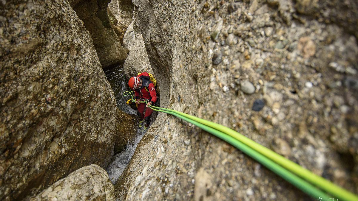 Escomentue and Otin – Sierra de guara's vertical canyons